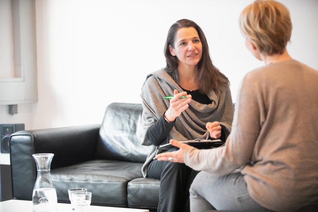 Dr. Katrin Hegendörfer Coaching Therapie Persönlichkeitsentwicklung
